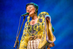 Gong Linna, vocals; Bang on a Can All-Stars
